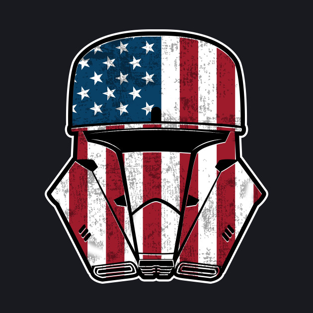 Patriot trooper V2
