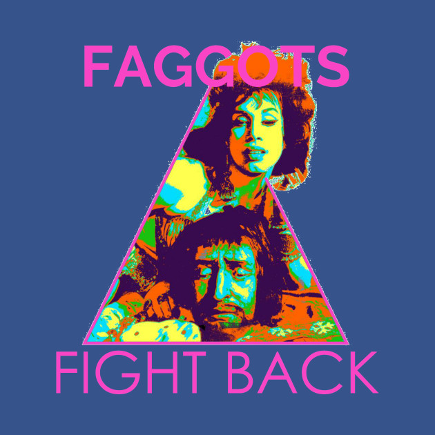 We fight back!