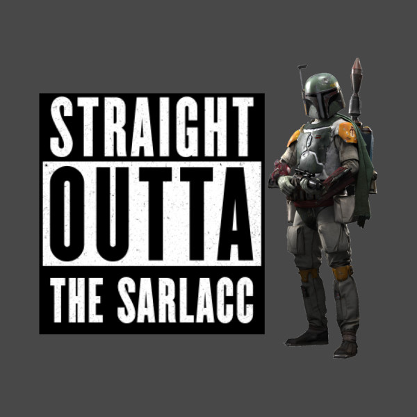 Straight Outta The Sarlacc by rawmindset