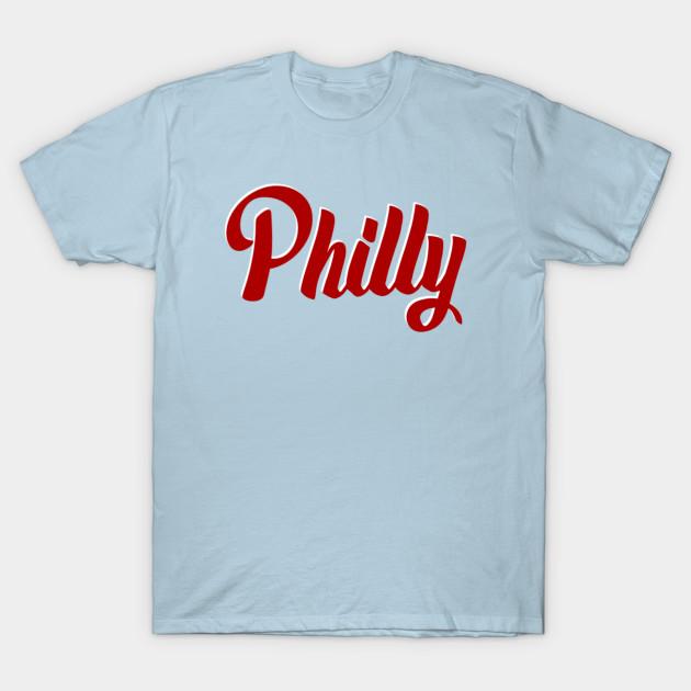 Philly Retro Design - Phillies - T-Shirt  96625e39c0d