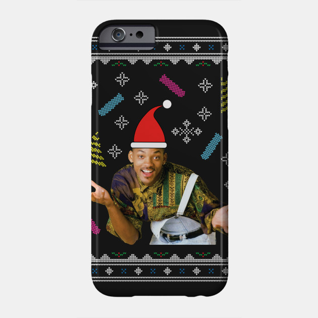 Fresh Prince Of Bel Air Will Smith Christmas Knit Pattern