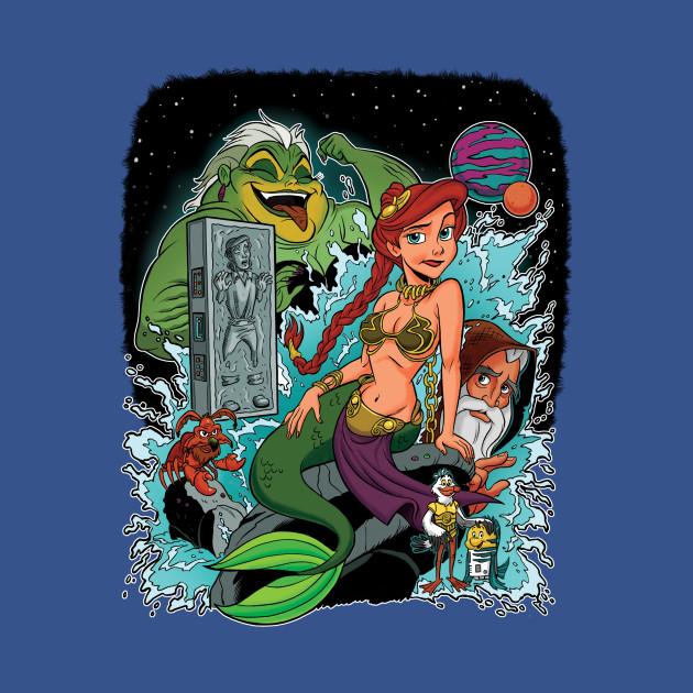 Mermaid Wars