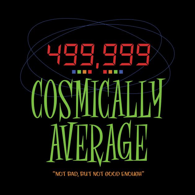 Cosmically Average - Men in Black Alien Attack