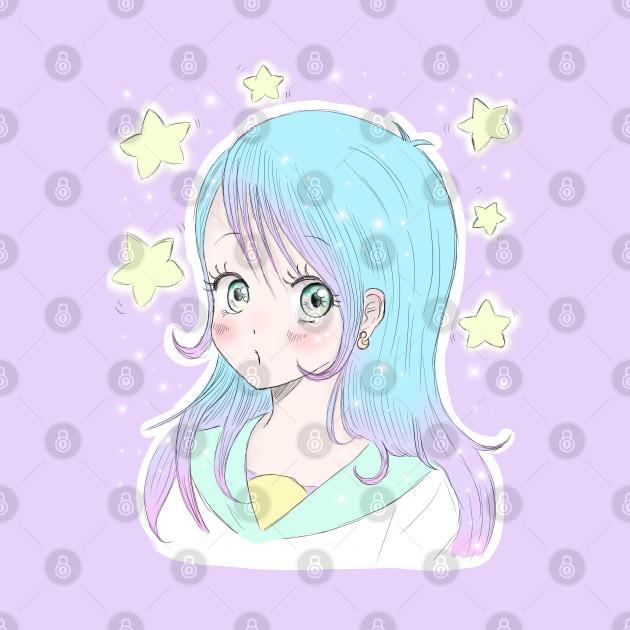 Stars cute girl
