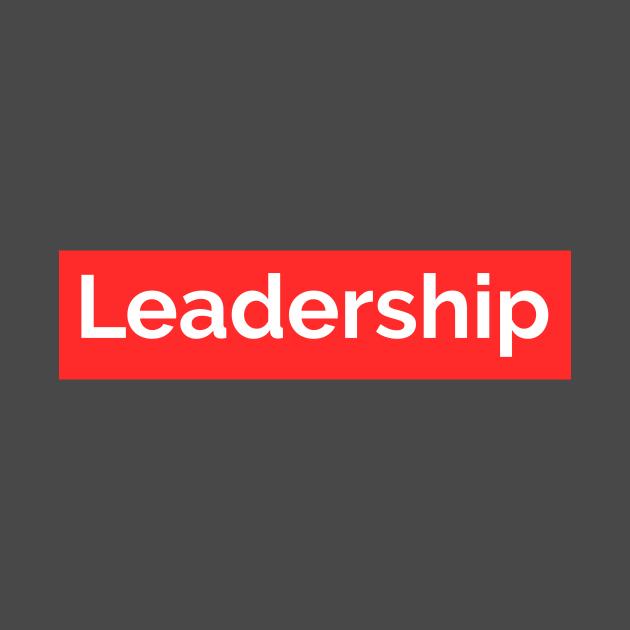 Leadership -Red Block