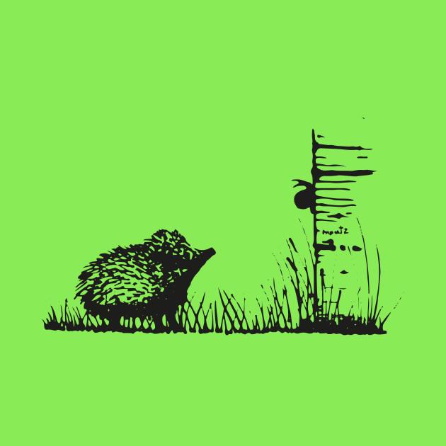 Urban Nature Hedgehog