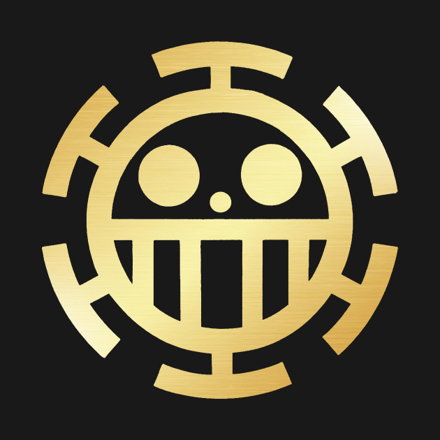 One Piece Logo Pirate