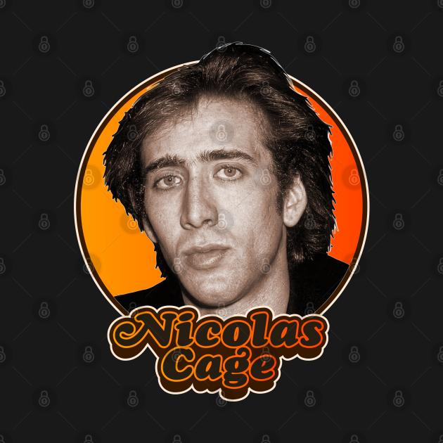 Retro Nicolas Cage Tribute