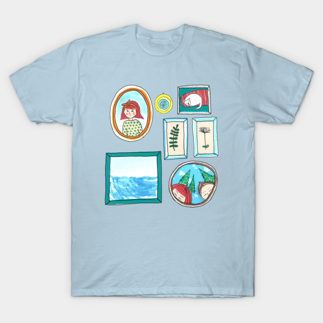 Frames Home Decor T Shirt Teepublic