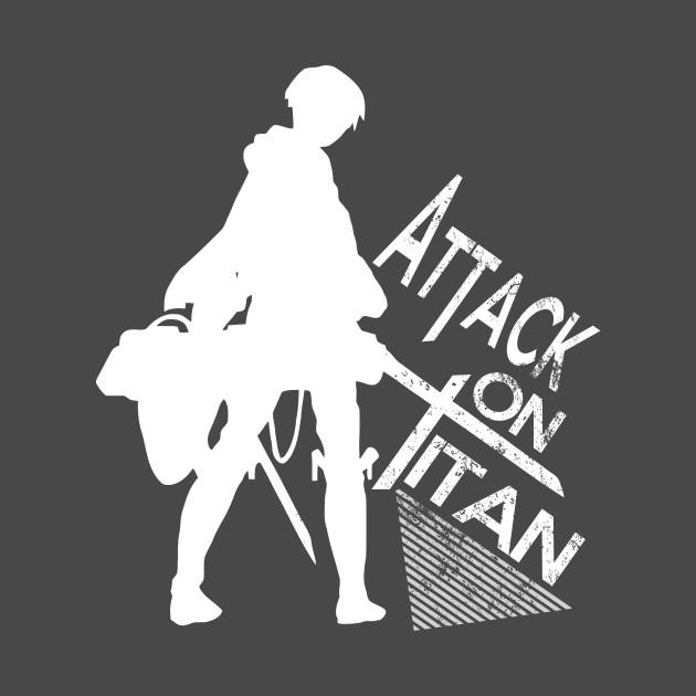 Attack on titan attack on titan t shirt teepublic for Design attack