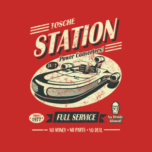 Tosche Station t-shirts