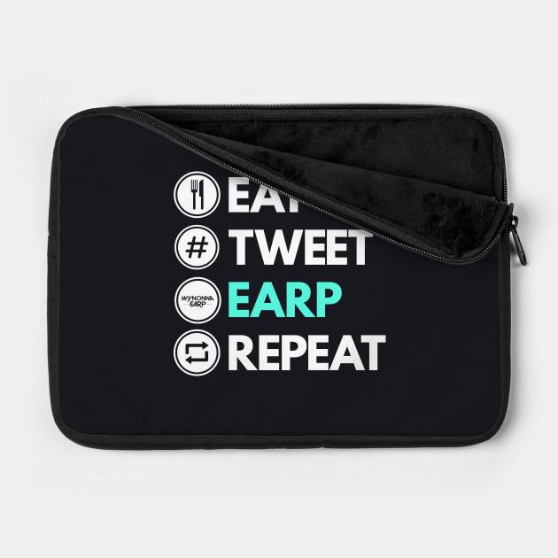 Eat Tweet Earp Repeat - Wynonna Earp