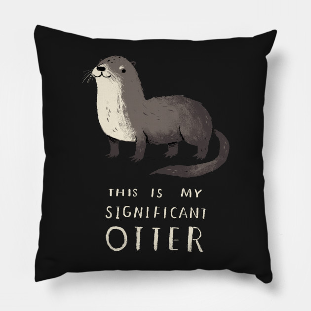 this is my significant otter