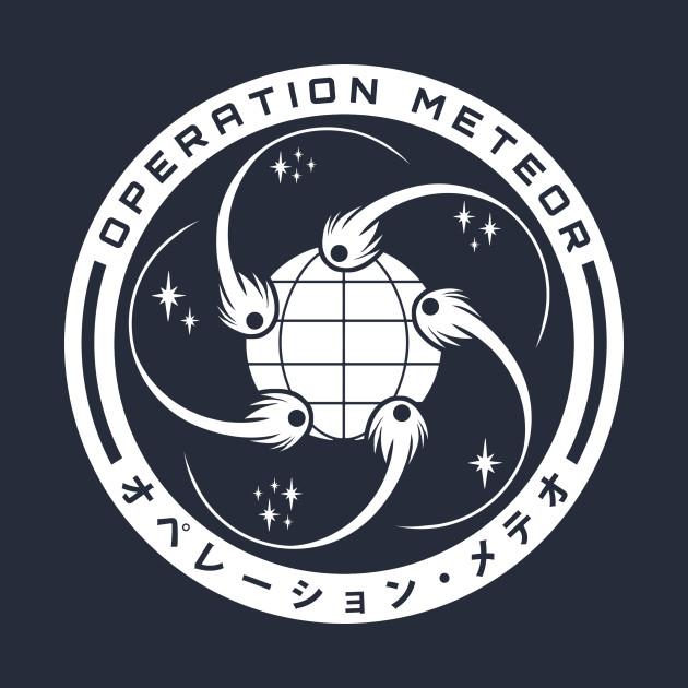 OPERATION METEOR [White VER.]