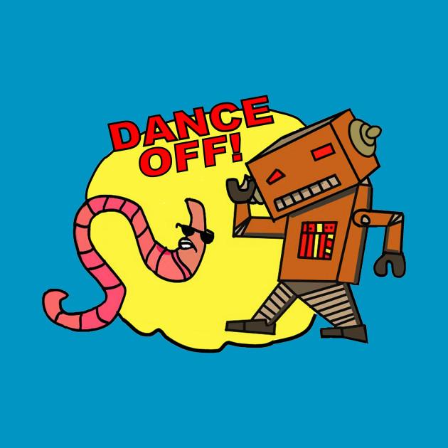 Robot vs. Worm