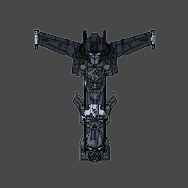 Autobot Totem T-Shirt