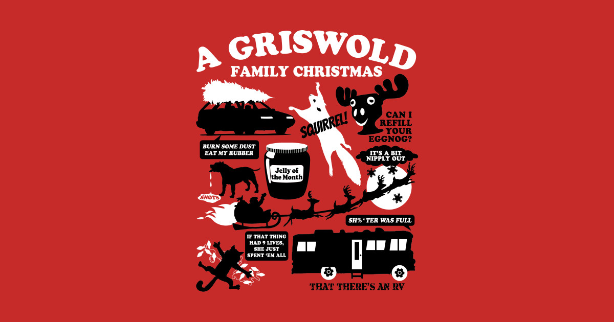 Old Fashioned Griswold Family Christmas