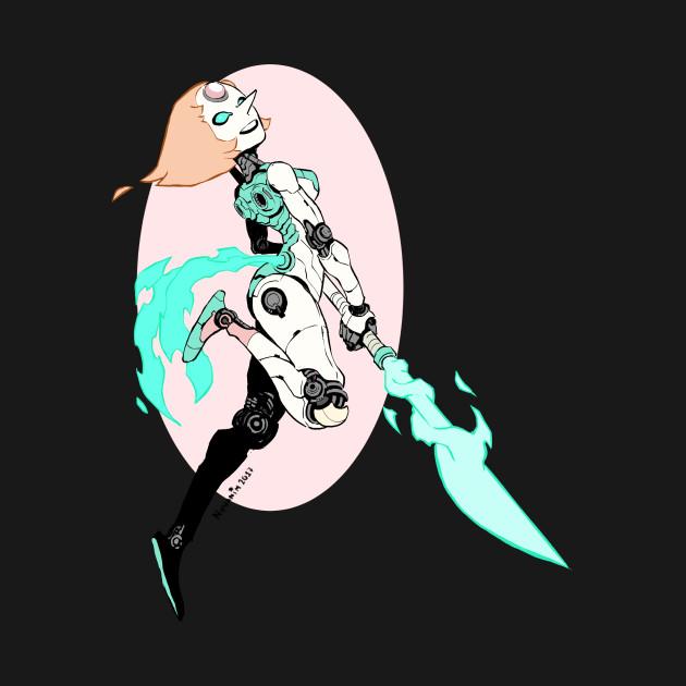Mecha Pearl