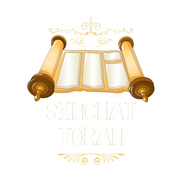 Happy Jewish Simchat Torah Day