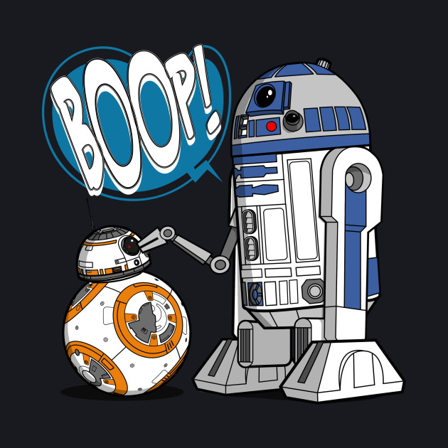 MASTER OF BOOP! (BB-8 VERSION)