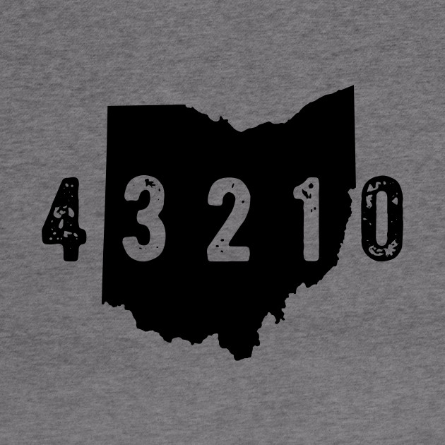 43210 zip code Ohio State University OSU