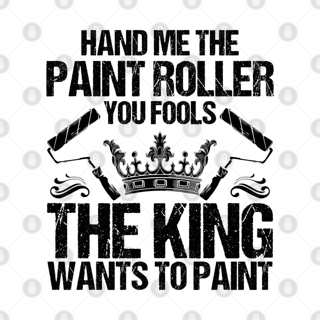 House Painter Decorator Painting Gift Present