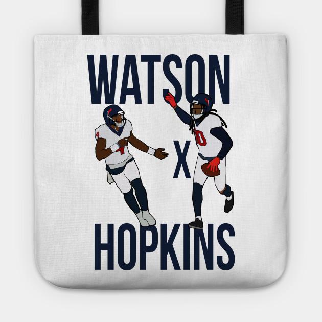 Deshaun Watson and DeAndre Hopkins 'Watson x Hopkins' - Houston Texans