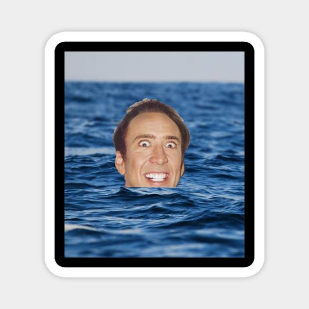 Nicolas Cage Sea
