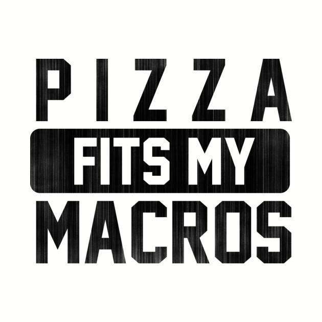 Pizza Fits My Macros
