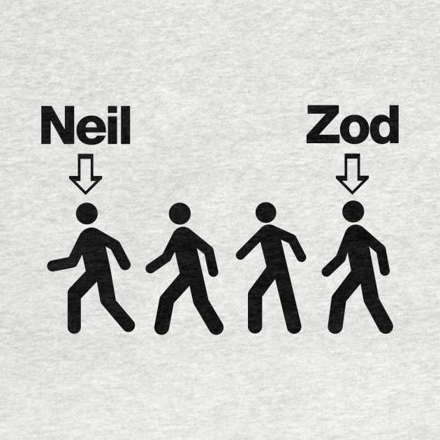 Neil Before Zod!