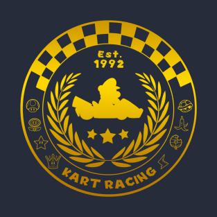 Kart Racing t-shirts