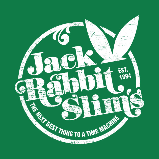 Jack Rabbit Slim's (aged look)