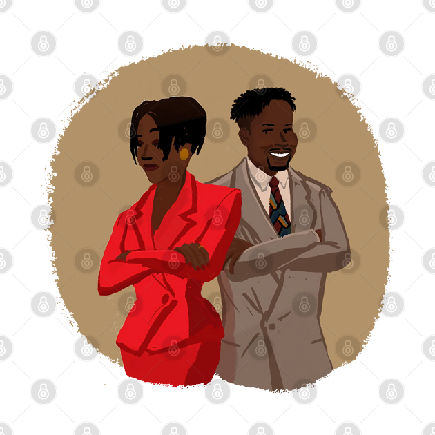 Maxine Shaw and Kyle Barker Love Art