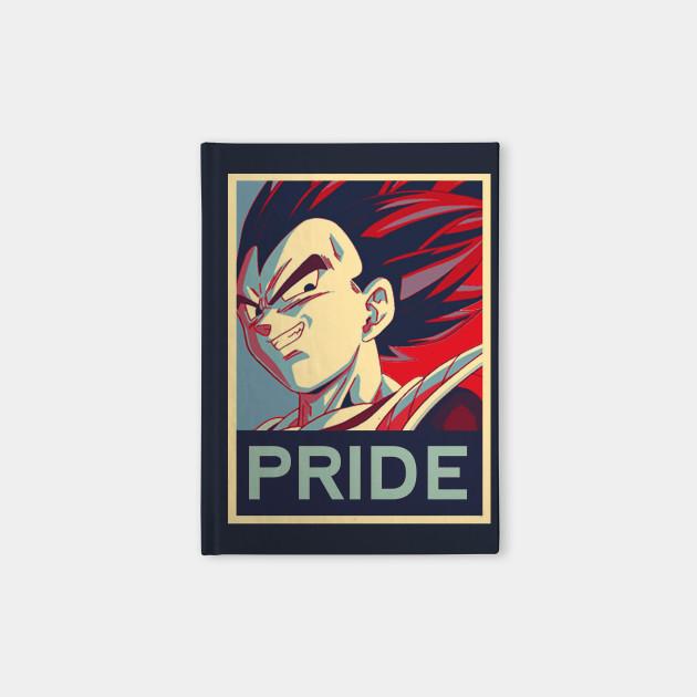 Vegeta Pride
