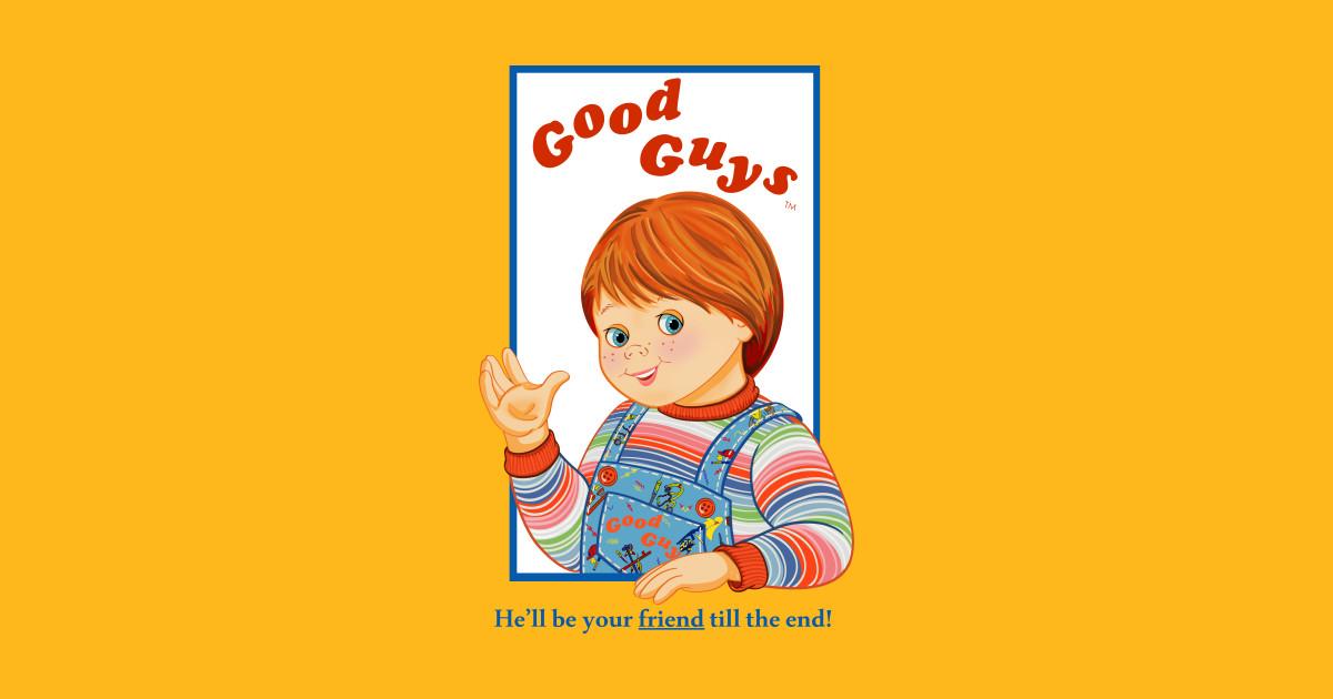 531bb61f0 Child's Play - Good Guys - Chucky - Chucky - T-Shirt | TeePublic