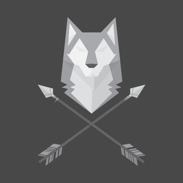 Geometric Wolf Wolf T Shirt Teepublic