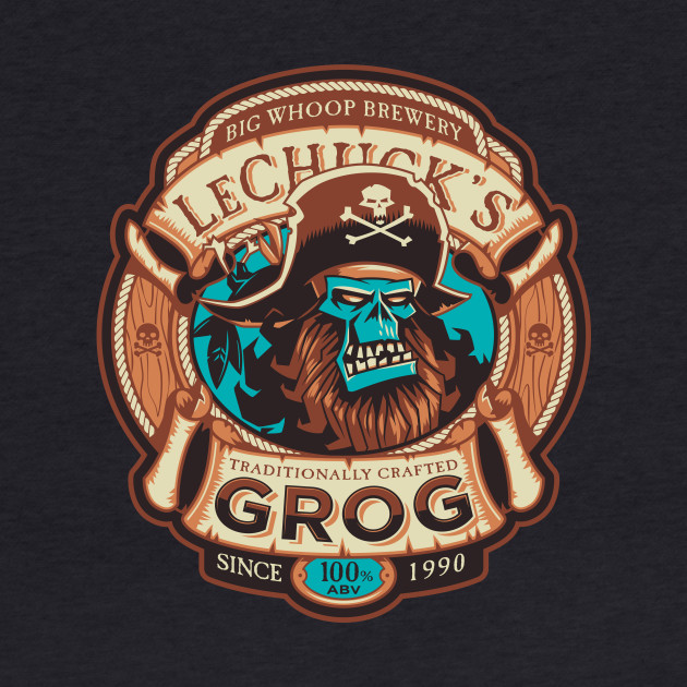 Ghost Pirate Grog