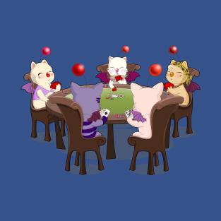 Fantasy Poker t-shirts