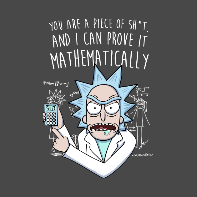 rick and morty mathematically