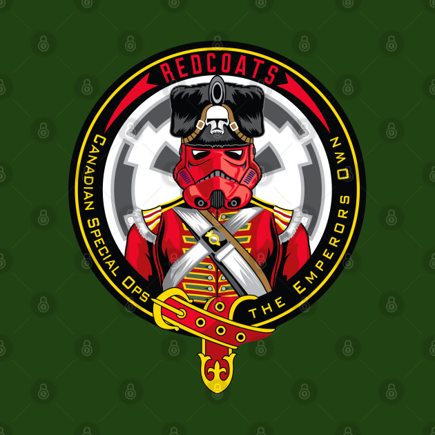 Search and Destroy - REDCOATS