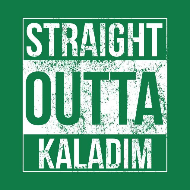 Straight Outta Kaladim