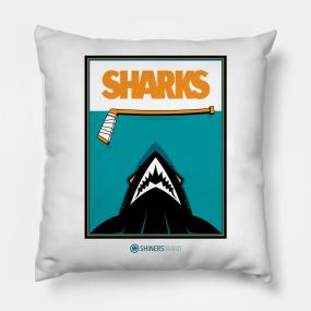 8d3b865daa60 Shark Week Pillows