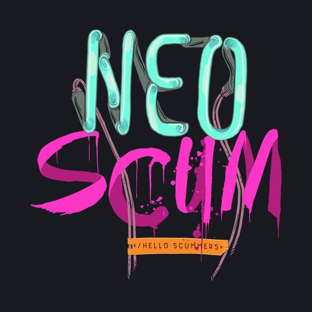 NeoScum Logo