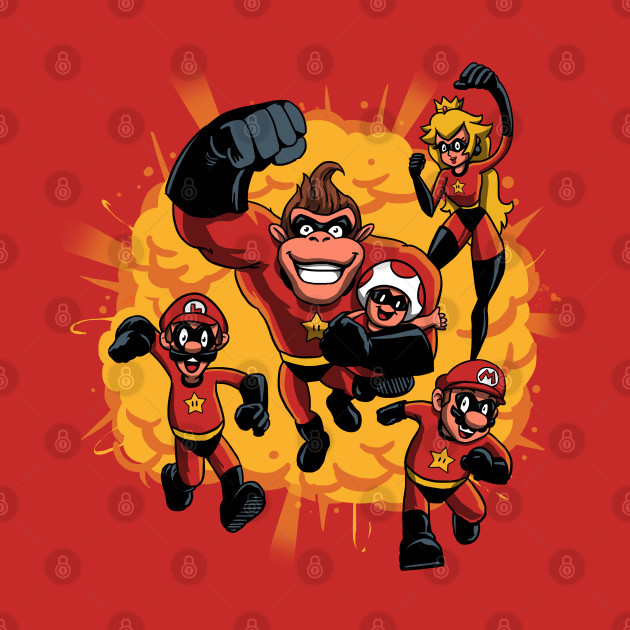 Nincredibles