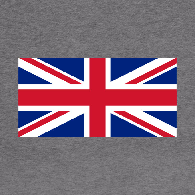 Upside Down Union Jack Uk Hoodie Teepublic