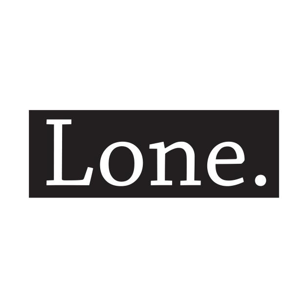LONE 01