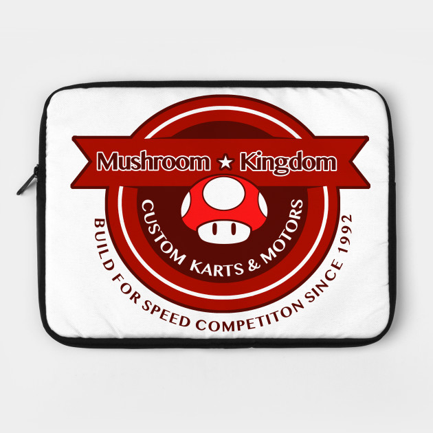 Mushroom Kingdom Custom Karts