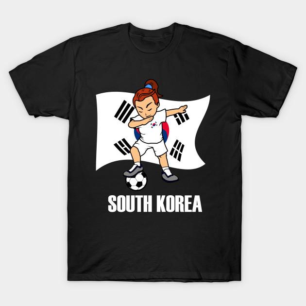 145f59018 ... south korea jersey Dabbing Soccer ...