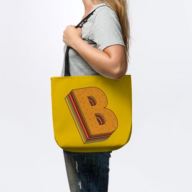 B BURGER