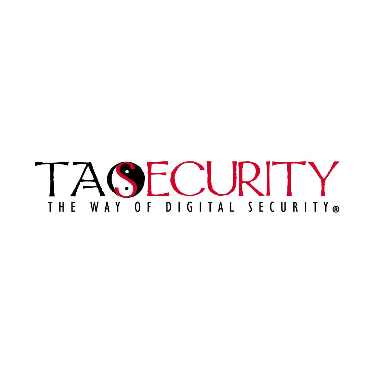 TaoSecurity Way of Digital Security